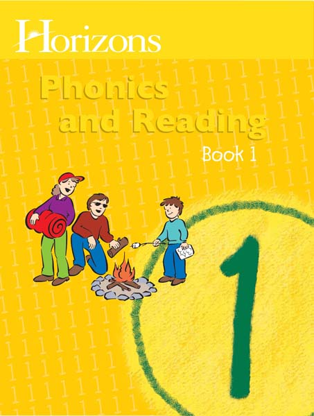 Horizons 1st Grade Phonics & Reading Student Book 1 from Alpha Omega Publications