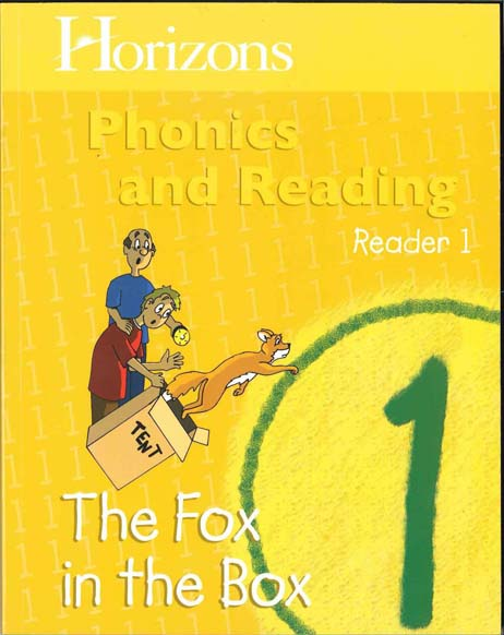 Horizons 1st Grade Phonics & Reading Student Reader 1: The Fox in the Box from Alpha Omega Publications