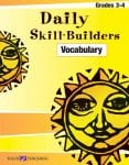 Daily Skill-Builders Vocabulary Grades 3-4 from Walch Publishing