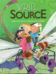 Write Source Grade 4 Textbook from Houghton Mifflin Harcourt