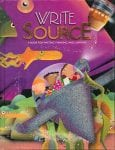 Write Source Grade 7 Textbook from Houghton Mifflin Harcourt