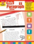 Daily Paragraph Editing Grade 4 from Evan-Moor