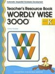 Wordly Wise 3000 Grade K Teacher Resource Package from EPS