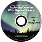 Exploring Creation with Physical Science Companion CD