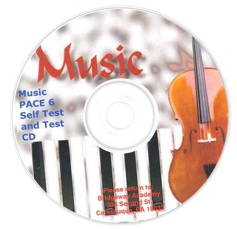Music Self Test and Test CD