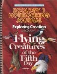 Zoology 1 Journal from Apologia