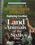 Zoology 3 Journal from Apologia
