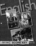 English Answer Key 1061-1063