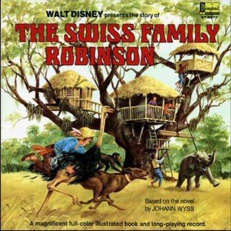 Image result for swiss family robinson