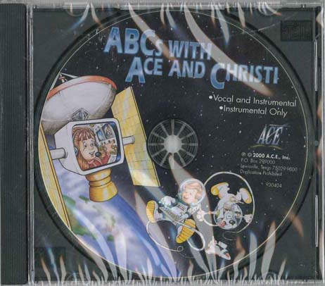 ABC Song CD