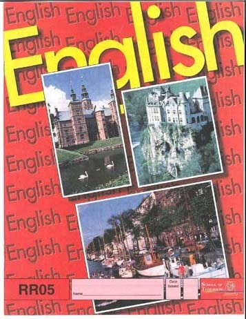 Reading Readiness English PACE 12 from Accelerated Christian Education