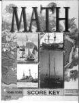 Math Answer Key 1046-1048