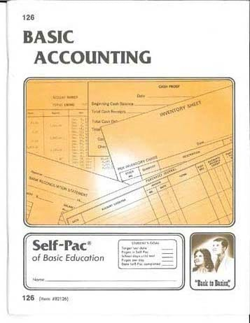 Accounting Pace 125
