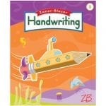 Handwriting 5 Manuscript Maintenance and Cursive Mastery from Zaner-Bloser