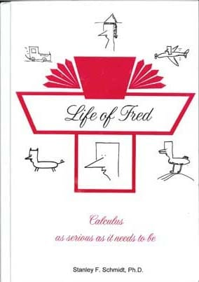 Life of Fred: Calculus from Polka Dot Publishing