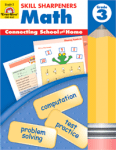 Skill Sharpeners Math Grade 3 from Evan-Moor