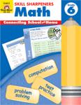 Skill Sharpeners Math Grade 6+ from Evan-Moor