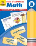 Skill Sharpeners Math Grade 5 from Evan-Moor