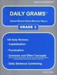 Daily Grams: Grade 3 Teacher Text from Easy Grammar Systems