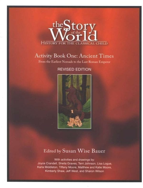 Story of the World: Volume I Ancient Times Activity Book from Peace Hill Press