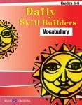 Daily Skill-Builders Vocabulary Grades 5-6 from Walch Publishing