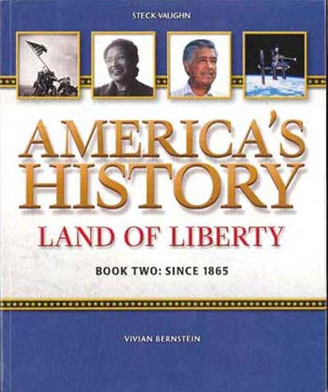 Best price on americas history book ii by steck vaughn americas history book ii by steck vaughn fandeluxe Choice Image