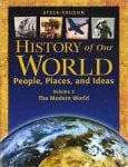 History of Our World Book II by Steck-Vaughn