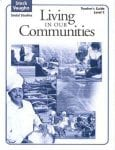 Living in our Communities Level C Teacher's Guide by Steck-Vaughn
