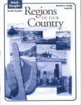 Regions of our Country Level D Teacher's Guide by Steck-Vaughn