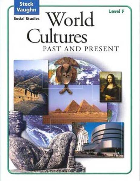 World Cultures Level F Student Book by Steck-Vaughn
