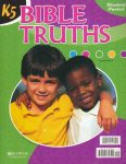 K5 Bible Truths Textbook Kit from BJU Press
