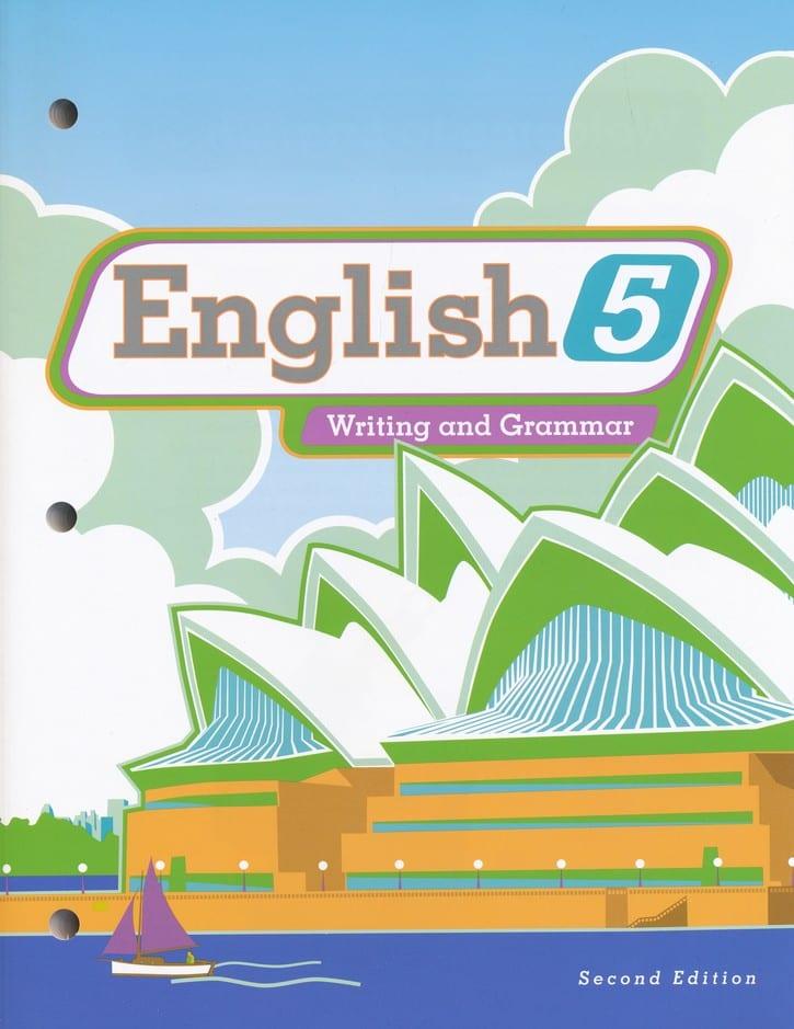 English, Writing & Grammar