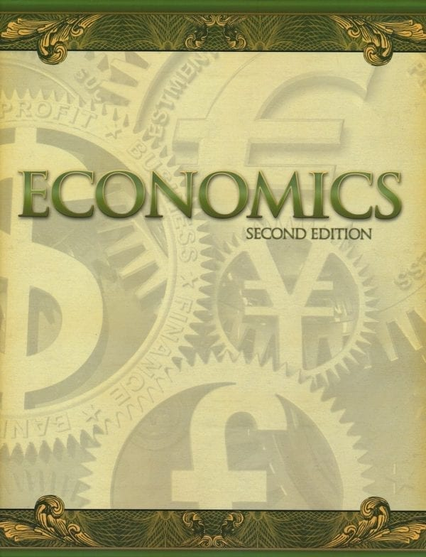 12th Grade Economics Textbook Kit (High School)