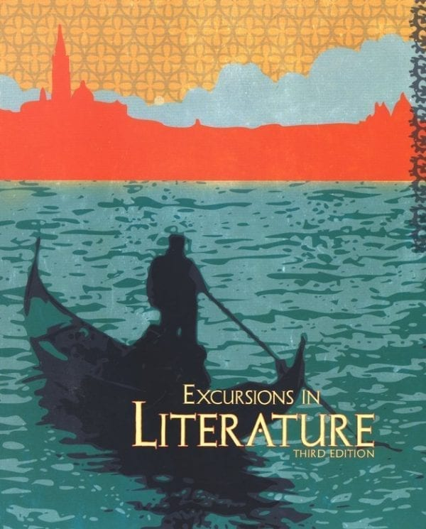 8th Grade Excursions in Literature Textbook Kit from BJU Press
