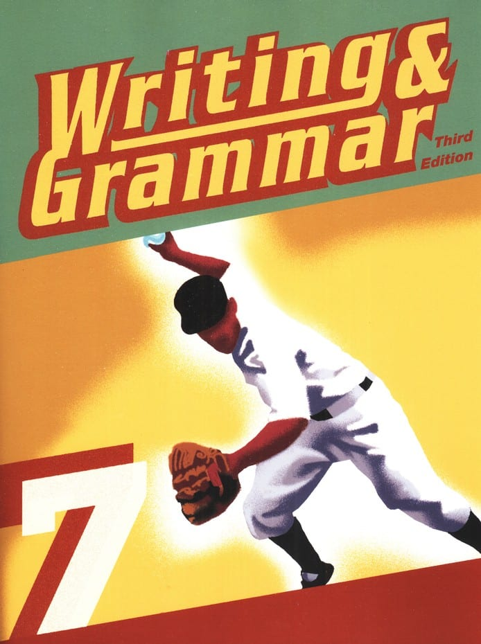 Best Price On Bju Press 7th Grade Writing And Grammar