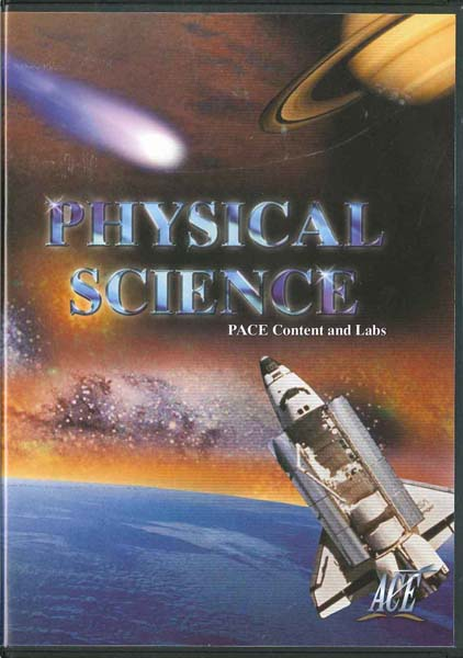 Physical Science Labs on DVD (High School) from Accelerated Christian Education