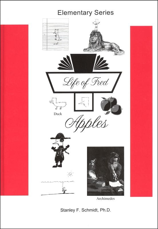 Life of Fred: Apples from Polka Dot Publishing