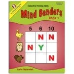 Mind Benders Level 1, PreK-K, from The Critical Thinking Company