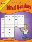 Mind Benders Level 5, Grades 7-12+, from The Critical Thinking Company