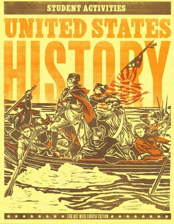 11th Grade United States History Textbook Kit (High School) 4th Edition
