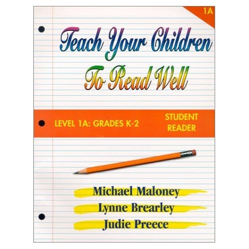 1A: Grades K-2 Student Reader from Teach Your Children to Read Well Press