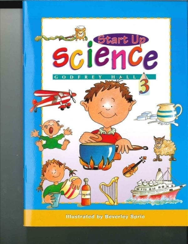 Start Up Science Book 3 by Singapore Math