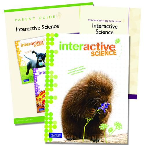 Interactive Science Grade 2 Homeschool Bundle From Pearson Homeschool