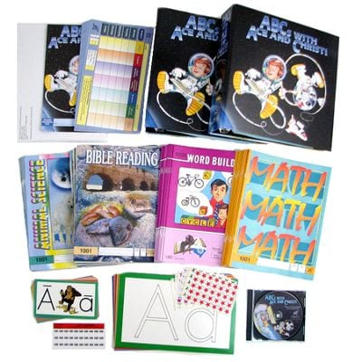 ABC's with ACE and Christi Complete Kit