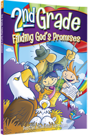 2nd Grade Finding God's Promises Student Manual from Positive Action for Christ