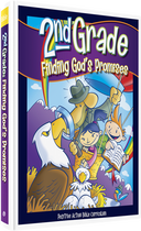 2nd Grade Finding God's Promises Teacher Manual from Positive Action for Christ