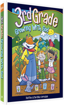 3rd Grade Growing with God Teacher Manual from Positive Action for Christ