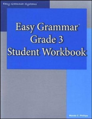 Grade 3 Student Workbook