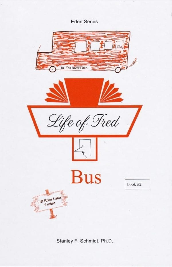 Life of Fred: Bus from Polka Dot Publishing