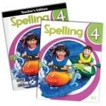 4th Grade Spelling Textbook Kit from BJU Press